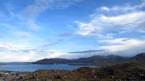 Arrivée au lac Titicaca