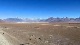 Vue de la Bolivie