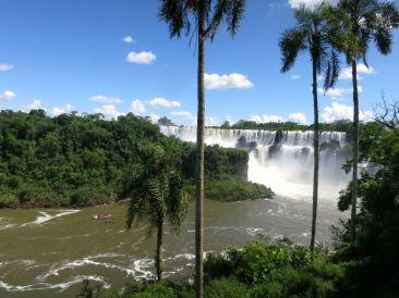Iguazu, coté Argentine