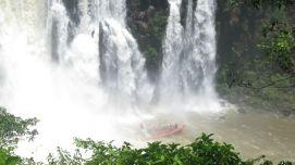 Iguaçu, coté Brésil